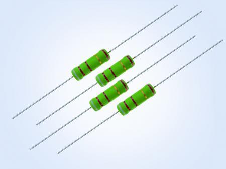 功率型电阻6W 1ohm 5%