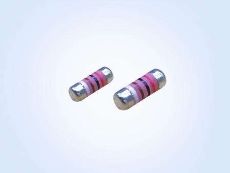 パルス負荷高電圧MELF抵抗器0.4W300Kohm 5%100PPM