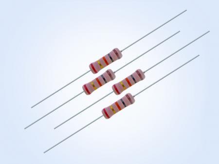 パルス保護抵抗器0.25W10オーム5%