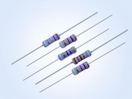パルス安全抵抗器0.5W0.1オーム1%