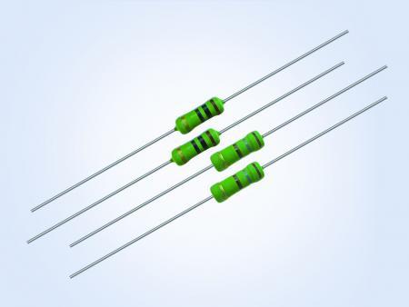巻線抵抗器0.5W0.1オーム2%