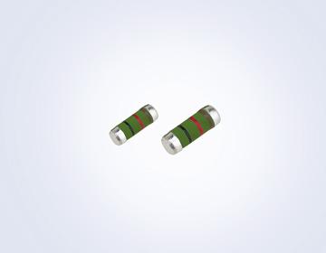 アンチサージワイヤー巻き高速ヒューズ MELF resistor -SWMT