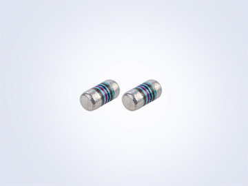 車両グレードの金属フィルム MELF resistor -MM102