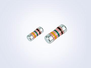 Stabilisierte Filmleistung in Fahrzeugqualität MELF resistor – SFP(V)