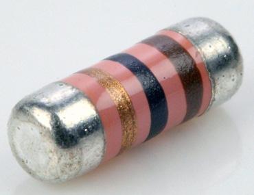 耐サージ性 MELF resistor -SRM