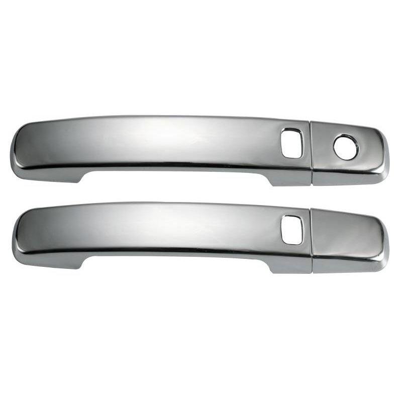 Selimut Handle Pintu Plastik Chrome Altima Nissan - 07-12 NISSAN ALTIMA 2DR W / SK