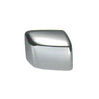 Ford F150 Plastic Chrome Mirror Covers - 04-08 FORD F150