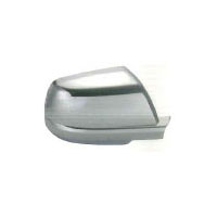 Toyota Tundra Plastic Chrome Mirror Covers - 07-14 TOYOTA TUNDRA