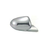 Dodge Caliber Plastic Chrome Mirror Covers - 07-12 DODGE CALIBER