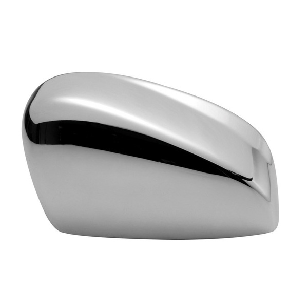 Honda Accord Plastic Chrome Mirror Covers - 08-12 HONDA ACCORD