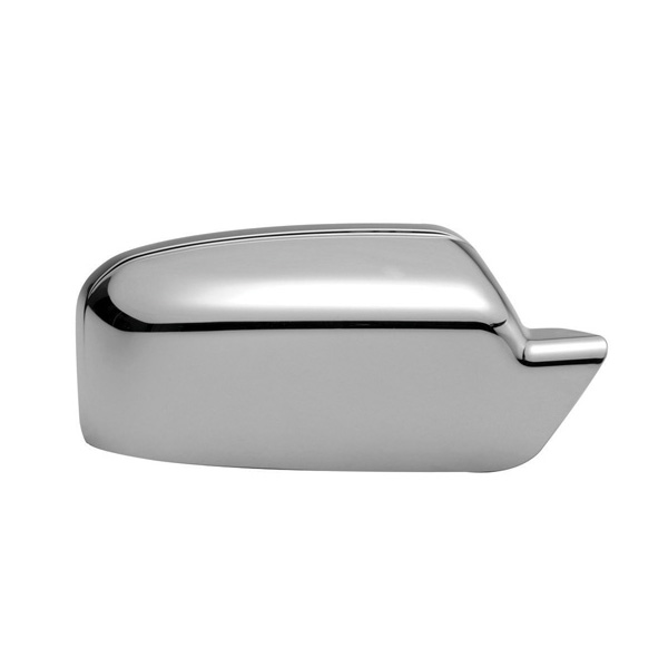 Ford Fusion Plastic Chrome Mirror Covers - 06-12 FORD FUSION