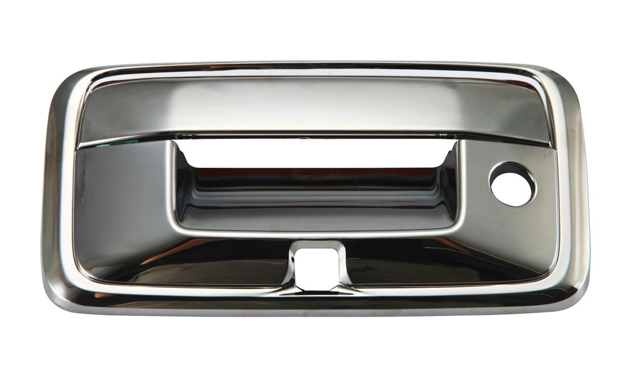 Penutup Gagang Pintu Chrome GMC Sierra - 2014 CHEVROLT SILVERADO W / CAMERA HOLE