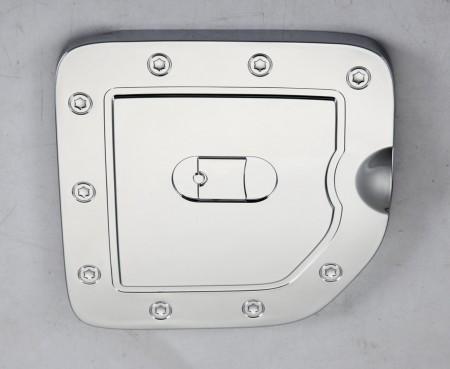 Penutup Pintu Gas Chrome Nissan Frontier - 05-14 FRONTIER