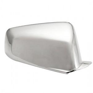 Buick Lacrosse Plastic Chrome Mirror Covers - 10-13 BUICK LACROSSE