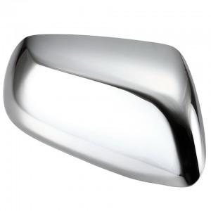 Honda CRV Plastic Chrome Mirror Covers - 12-14 HONDA CR-V