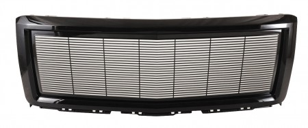 Chevrolet Silverado Grille Replacement - 14-15 CHEVROLET SILVERADO 1500