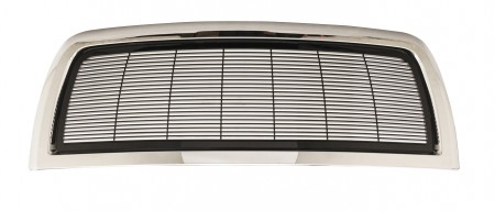 Chrome Dodge Ram Grille Replacement - 10-15 DODGE RAM 2500/3500