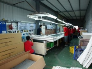 QC Area Working Scene(1)
