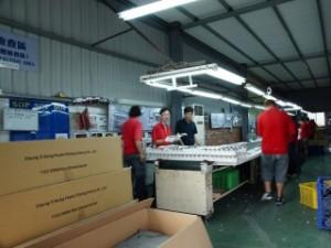 QC Area Working Scene(2)
