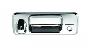 Toyota Tundra Chrome Tailgate Handle Covers