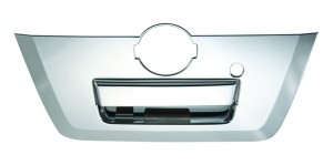 Nissan Frontier Chrome Tailgate Handle Covers - 13-15 NISSAN FRONTIER