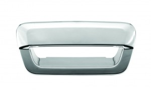 Dodge Durango Chrome Tailgate Handle Cover - 14-15 JEEP GRAND CHEROKEE / 14-15 DODGE DURANGO