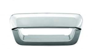Dodge Durango Chrome Tailgate Handle Covers - 14-15 JEEP GRAND CHEROKEE / 14-15 DODGE DURANGO