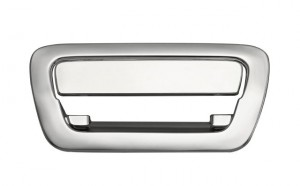 Jeep Cherokee Chrome Tailgate Handle Covers