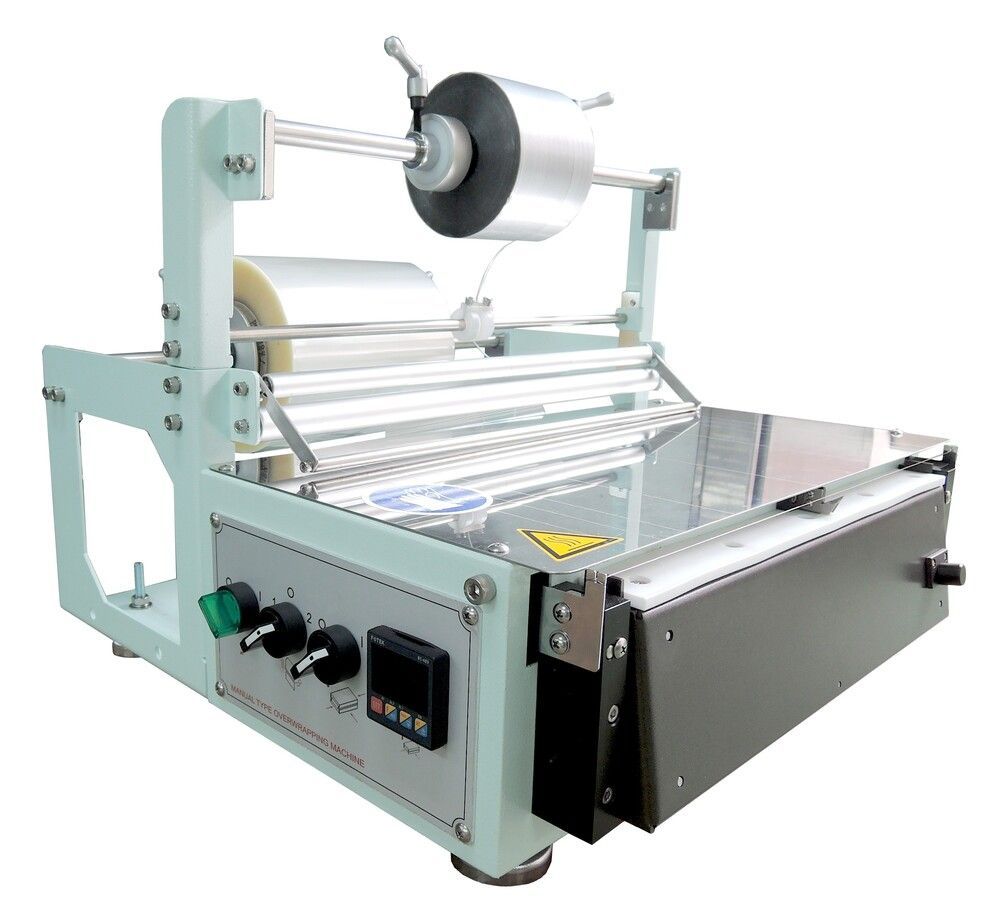 Manual Overwrapping Machine - Manual over wrapping machine、overwrapping machine、cellophane machine、cigarette packing machine、Tobacco packing machine、box packing machine、perfume box packing machine、shrink packing machine.