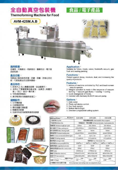 Thermoforming Machine P02