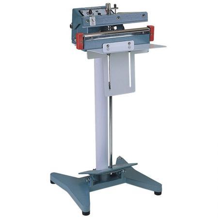 Foot Press Type Impulse Sealer / Cutter