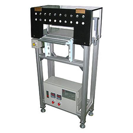 Presse à chaud pour machine de suremballage - presse à chaud rétractable divisé, machine à emballer sous film rétractable.