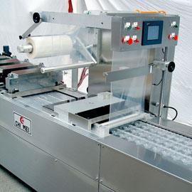 Máquina de termoformado