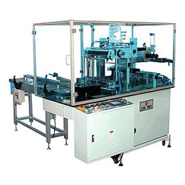 自動オーバーラッピング機(サーブモータータイプ) - オーバーラッピングマシン、オーバーラッピングマシン、セロハンマシン、タバコパッキングマシン、タバコパッキングマシン、ボックスパッキングマシン、香水ボックスパッキングマシン、シュリンクパッキングマシン。