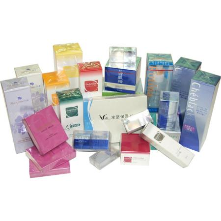 Cosmetic and perfume boxes