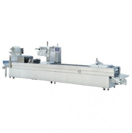 Thermoforming Machine for Blister Packing - Thermoforming machine、blister packing machine、automatic blister packing machine、cardboard sealing machine、paper card sealing packing machine.