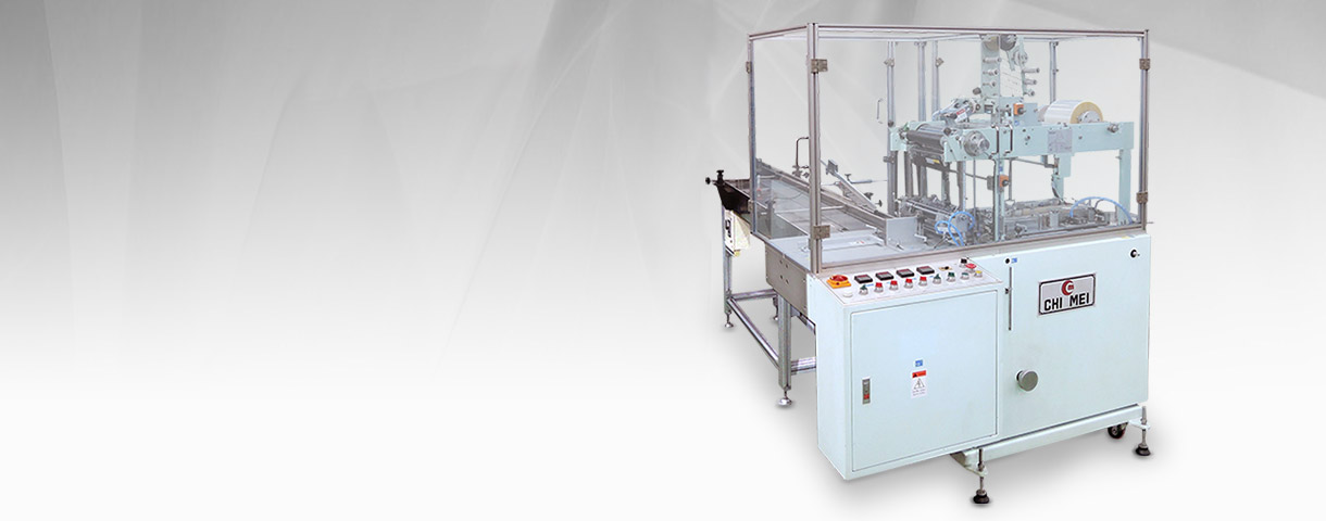 Auto Overwrapping Machine