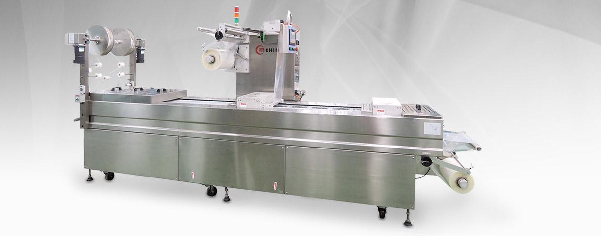 全自動- 食品真空包裝機