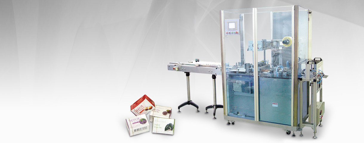 High Speed Overwrapping Machine