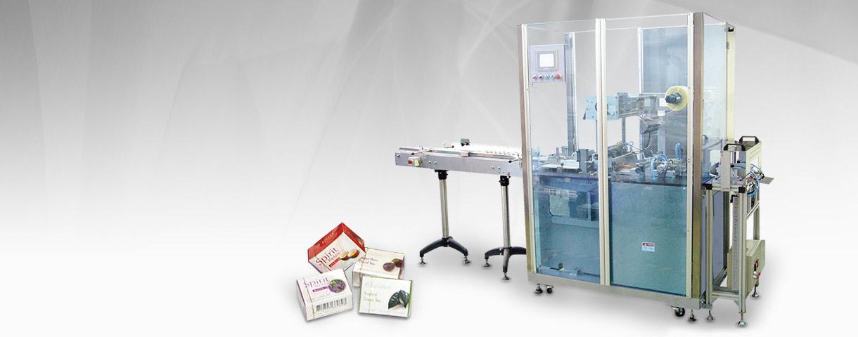 高速- BOPP/玻璃紙包裝機
