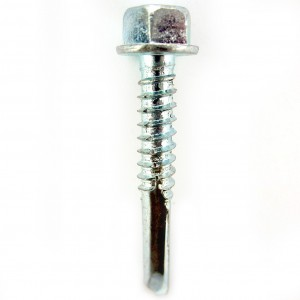 #5 / #6 DRILL POINT - Heavy duty self drilling screw