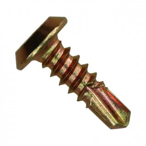 WAFER HEAD - Wafer head self drilling screw