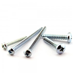 PAN HEAD - Pan head self tapping screw