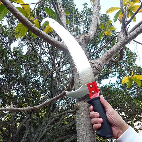 Høj træbeskæringsstang