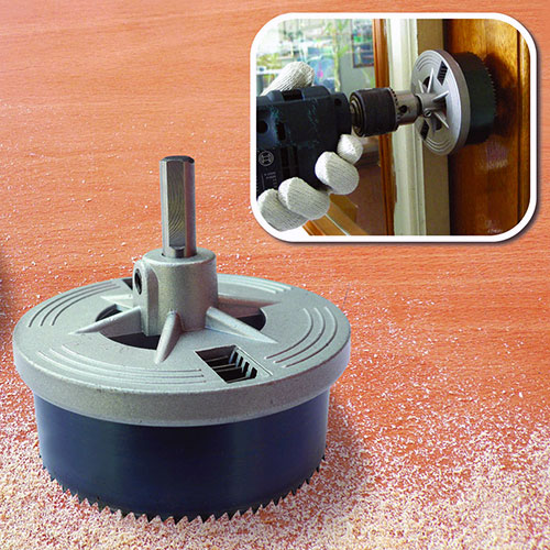 Hole Saw for Making Hole Drilling Jobs