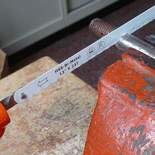 Very Sharp Hacksaw Blades
