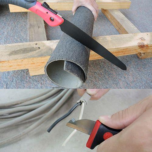 Специальные режущие инструменты - ручная пила и нож