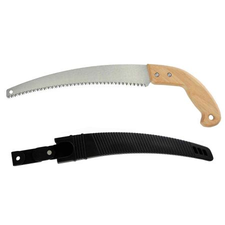 13inch (330mm) Curved Pruning Saw with Plastic Sheath