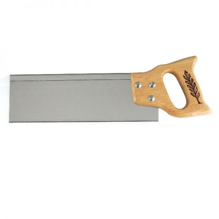 Tenon Saw with Wooden Handle