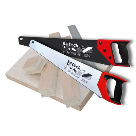 Woodworking Hand Saw - Handsaws for Cutting Hardwood, Softwood and Plastic